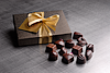 All Dark Chocolate (Vegan) Lovers Collection - 12-piece gift box